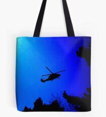 bird in the sky Tote Bag