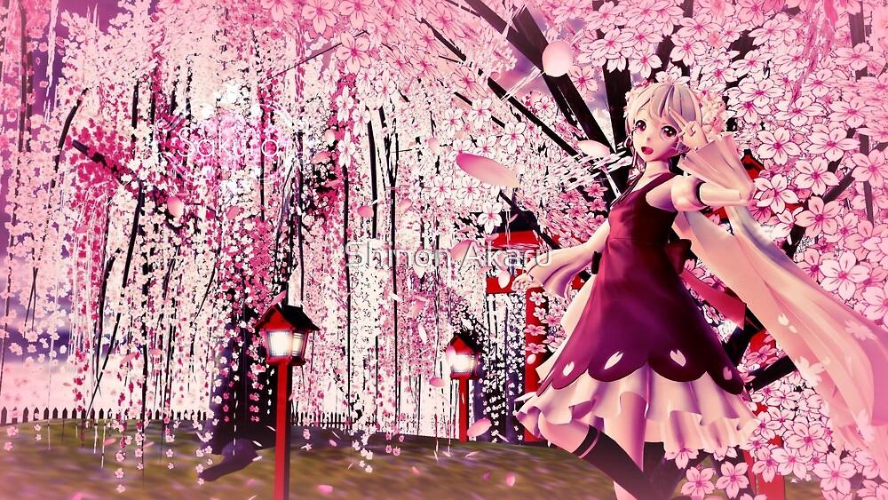 MMD] Sakura