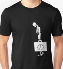 For what time remains.. Unisex T-Shirt