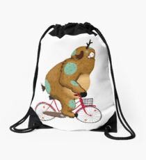 Bike Monster Turnbeutel