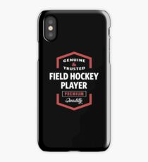 Field Hockey Player   Gift Ideas iPhone Case