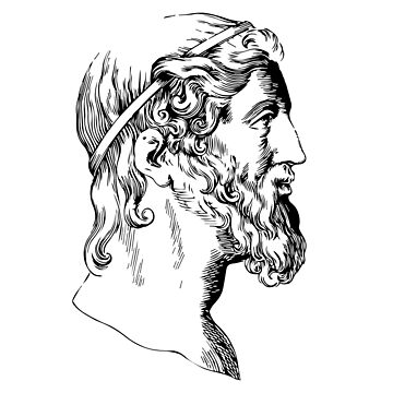 Aristotle Illustration by welovevintage