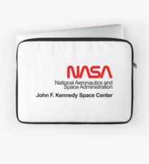 Funda para portátil NASA (Space White) - Space Voyager