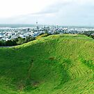 Mt Eden, Auckland, New Zealand by K.D. Hemi