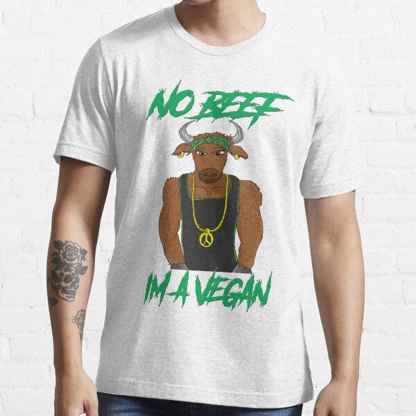 No Beef Essential T-Shirt