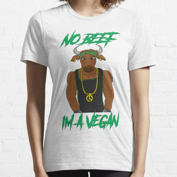 No Beef Essential T-Shirt
