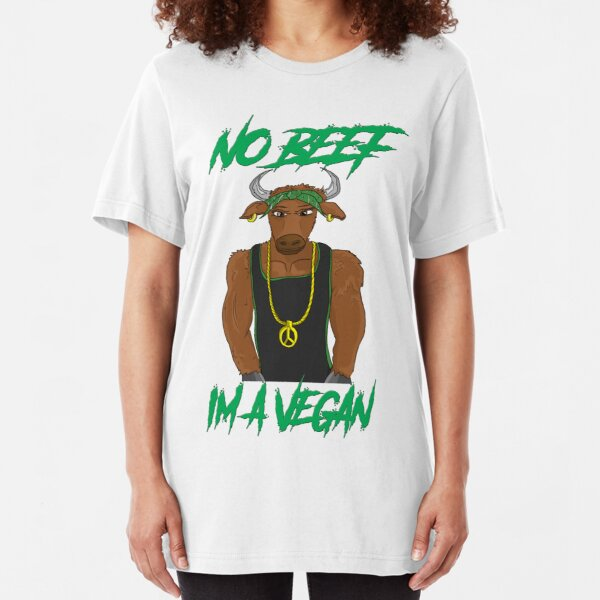 No Beef Slim Fit T-Shirt
