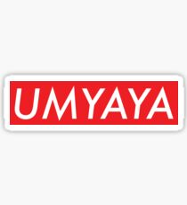 UMYAYA Sticker