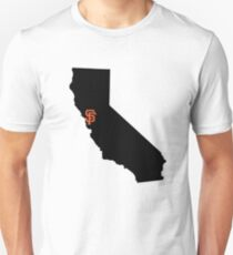 San Francisco Giants - California T-Shirt