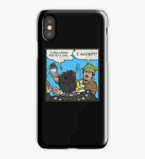 Duel iPhone Case