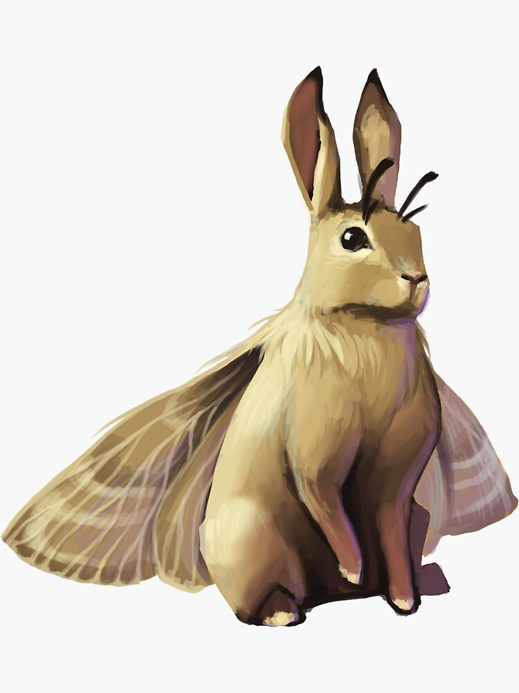 Brown Bunny Moth by Lolilith