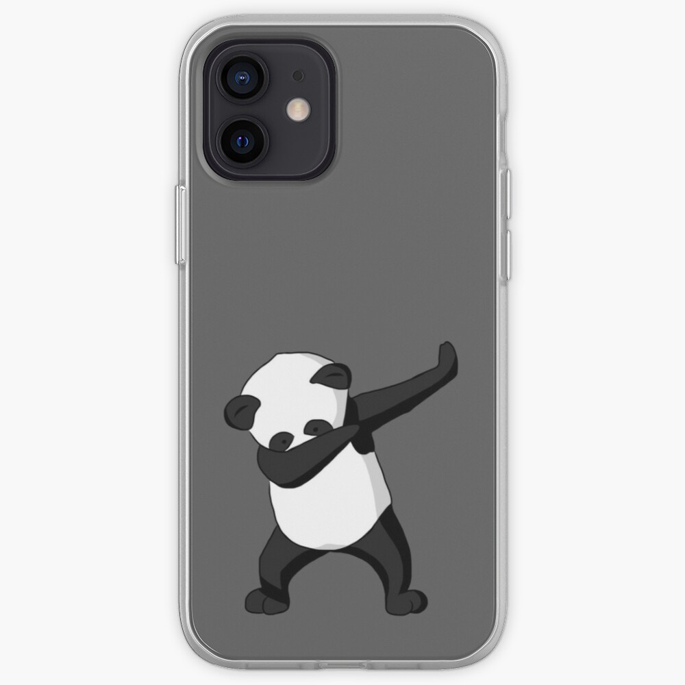 Dabbing Party Panda iPhone Case & Cover