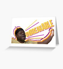 Unbreakable Kimmy Schmidt Greeting Card