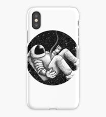 Spaceman Foetus iPhone Case/Skin