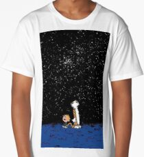 stars in the sky nigth Long T-Shirt