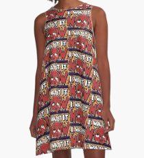 Tantrum A-Line Dress