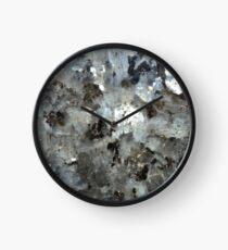 Iridescent echo Clock