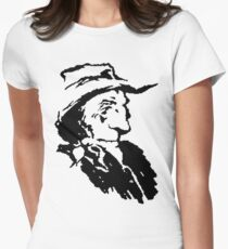 illusionist Women's Fitted T-Shirt
