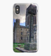 Durham Light Infantry Memorial Cross iPhone Case