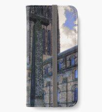 Durham Light Infantry Memorial Cross iPhone Wallet/Case/Skin
