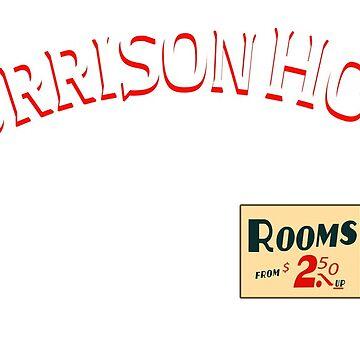 Morrison Hotel by ndaqb