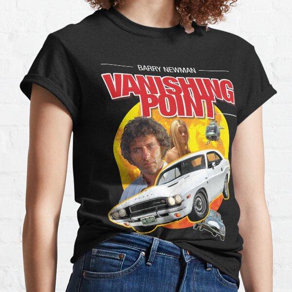 Vanishing Point Shirt and Merchandise Classic Car Movie Tribute Cult Classic Classic T-Shirt