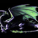 Dark Dragon by Kasey Snow