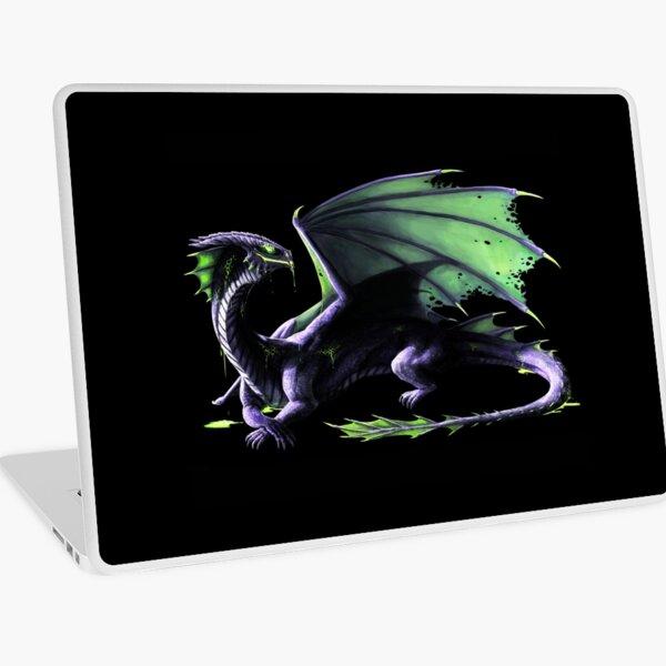 Dark Dragon Laptop Skin