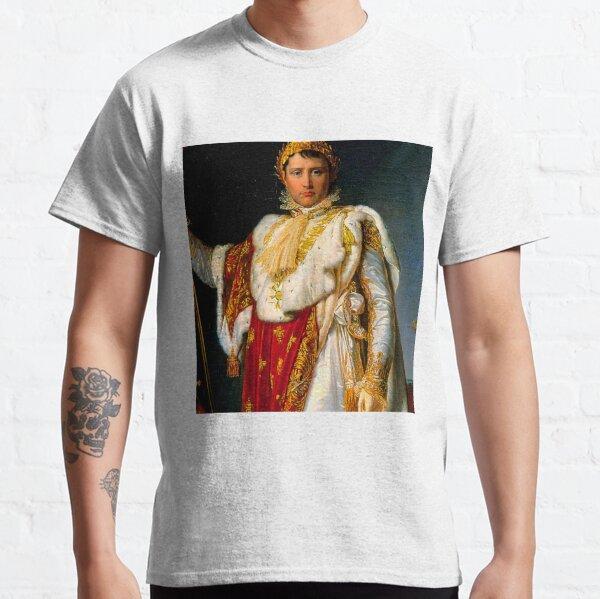 NAPOLEON BONAPARTE 4 T-shirt classique