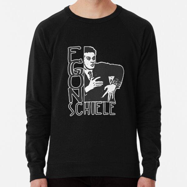 Egon Schiele 1914' design Lightweight Sweatshirt