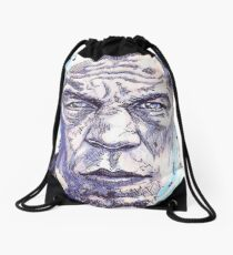 Nate Diaz Ufc Fighter Represent 209 Drawstring Bag