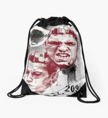 Nate and Nick Diaz Brothers Brotherhood Ufc Fighters Drawstring Bag