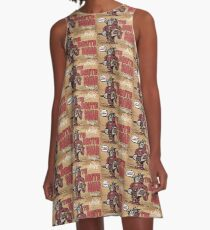 Join The Brute Squad Today! A-Line Dress