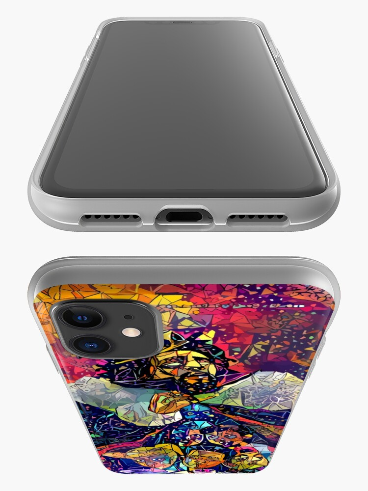 Alternate view of Abstract KOD iPhone Case & Cover