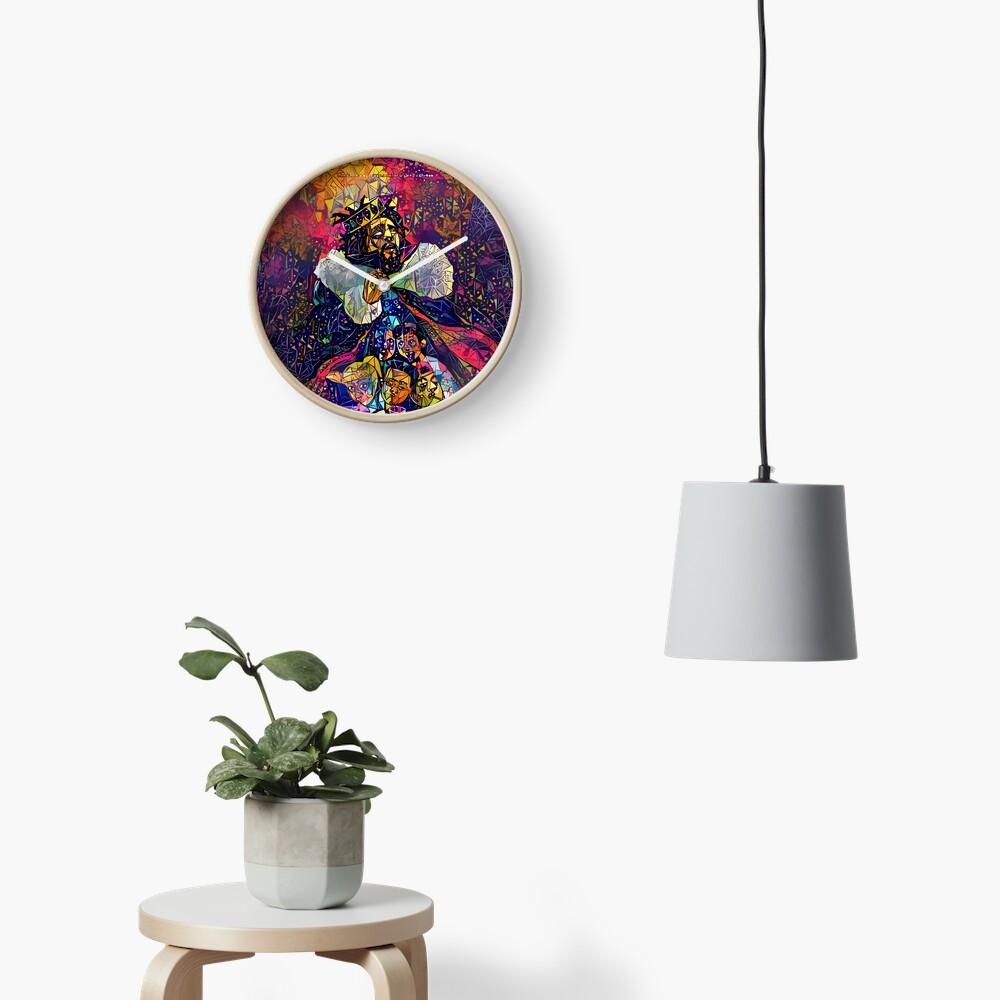Abstract KOD Clock