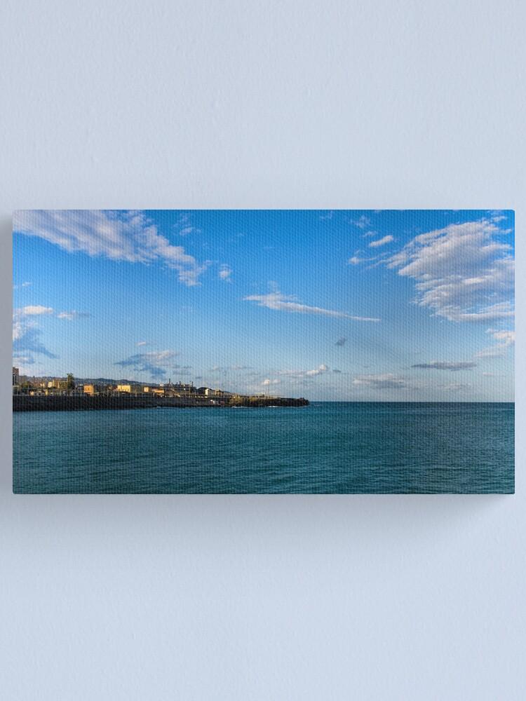Alternate view of dal porto Canvas Print