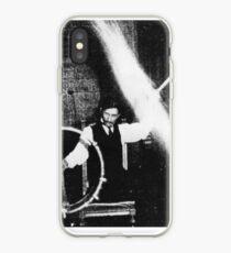 Tesla design iPhone Case