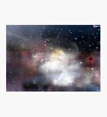 Nebula of the Fifth Photographic Print