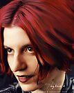 avatar, self portrait by aglaia b
