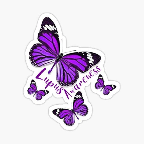 Amazon Com Purple Awareness Ribbon Celtic Knot Window Decal Epilepsy Lupus Cystic Fibrosis Rett Syndrome Craniosynostosis Fibromyalgia Active Everything Else