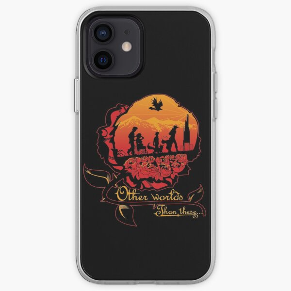 Other worlds iPhone Soft Case