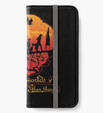 Other worlds iPhone Wallet/Case/Skin