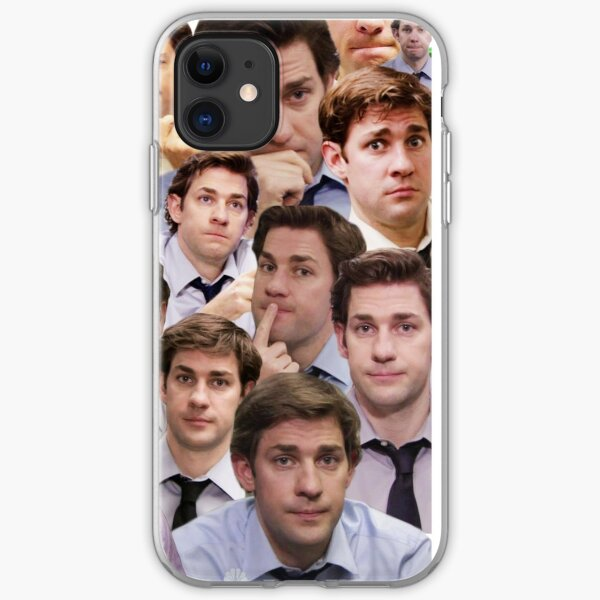 Jim Makes The Face iPhone Soft Case