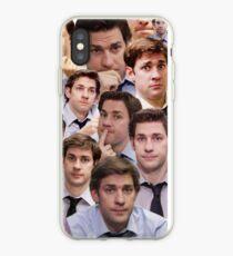 Jim macht das Gesicht iPhone-Hülle & Cover