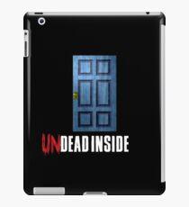 Undead Inside iPad Case/Skin