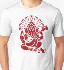 Ganesh plugged in - Large! Unisex T-Shirt