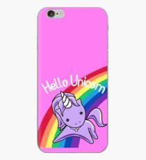 Hello Unicorn (Clean) Most Accurate Altered Carbon iPhone Case