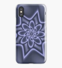 Knotted Purple iPhone Case