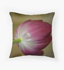 Tulip Bliss 2 Throw Pillow