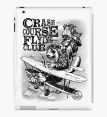CRASH COURSE - AVIATION iPad Case/Skin